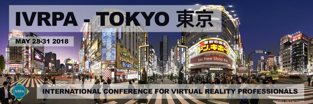 Live 360 Keynote at IVRPA Tokyo